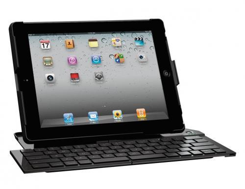 Donnerstag - Logitech Fold-Up faltbare Bluetooth - Tastatur für Ipad 2,3,4 für nur 34,99€ inkl. Versand bei MeinPaket.de (Idealo:45€)