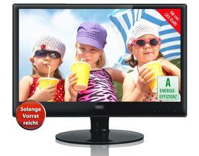 VCM 56 cm (22 Zoll) TFT Monitor   16:9   FullHD   2 ms    für 99,00 €, vk-frei