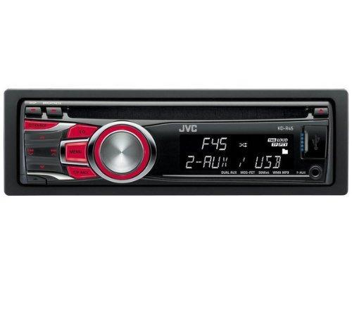 """JVC™ - Autoradio """"KD-R45E"""" (MP3,USB,4x 50W) für €39,98 [@Null.de]"""
