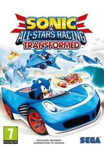 [Steam]  Sonic & All-Stars Racing Transformed @ Game.co.uk
