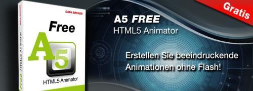 databecker: kostenlose Animationssoftware A5 free