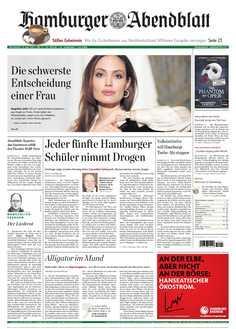 6 Monate Hamburger Abendblatt als ePaper - NUR 1000 mal verfügbar!