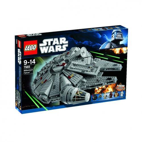 Lego 7965 Millenium Falcon 119 Euro inkl Versand, oder amazon.es bei KK 124,28 Euro