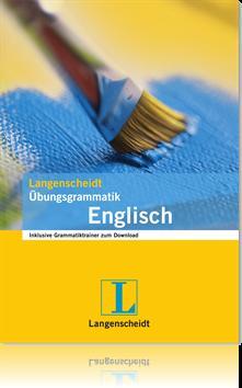 Langenscheidt Software Grammatiktrainer für Französisch, Italienisch, Englisch und Spanisch