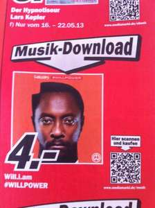[Media Markt MP3] Will.I.Am #willpower