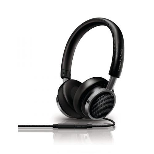 Philips Fidelio M1 Premium Kopfhörer mit Headsetfunktion 99€ + Versand 2,99€