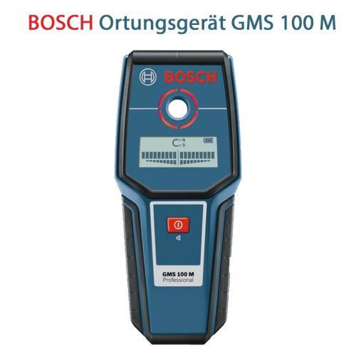 Bosch Blau Ortungsgerät GMS100M für nur 52,44 EUR inkl. Versand