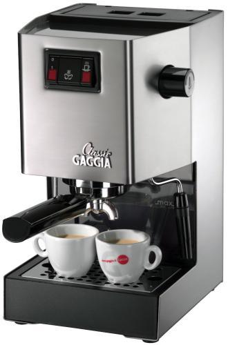 Siebträger - Gaggia Classic RI8161 Coffee Machine für 180 Pfund