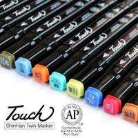 168 (alle) ShinHan Twin Touch Marker aus China