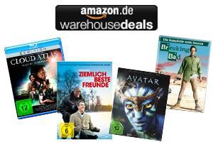 Amazon Warehouse Deals für DVD's & Blu-Rays