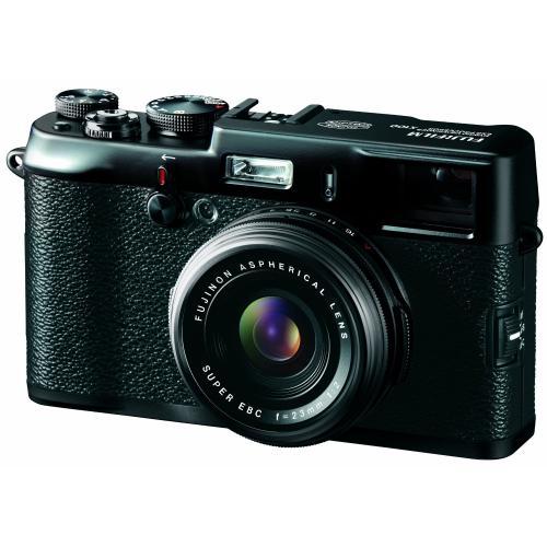 Fujifilm FinePix X100 Black -Limited Edition für 773,81 € @Amazon.es