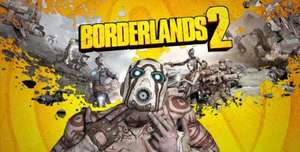 [direkt STEAM] Borderlands 2 13,59€ / Borderlands GOTY 7,49€