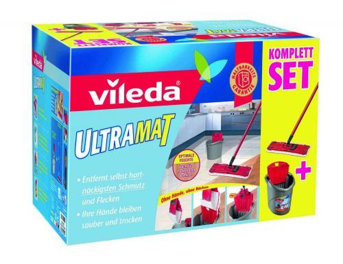 Vileda UltraMat Komplett-Set für 14,,99 bei Kaufland (lokal?)