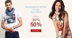 Sale bei Tom Tailor mit 20% - 50% Rabatt