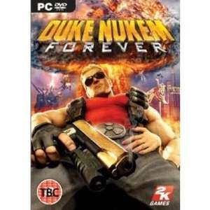Duke Nukem Forever PC Steam-Key 3,25€ -  Xbox Version für 5,60€