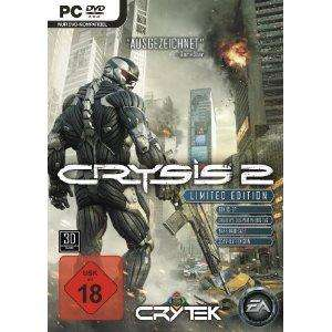 Crysis 2 (uncut) [Limited Edition] - Deutsch - PC - 29,97€