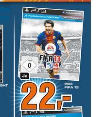 FIFA13 für 22€ -  PS3 [Saturn Freiburg]