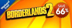 [STEAM] Borderlands 2 für 10,88€, Psycho Pack DLC für 7€ und Season Pass für 20€ bei GMG
