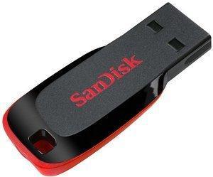 [MM Erlangen - Lokal?] Sandisk Cruzer Blade 32 GB USB 2.0 [oder schnelleren 16 GB Verbatim für 8 €]