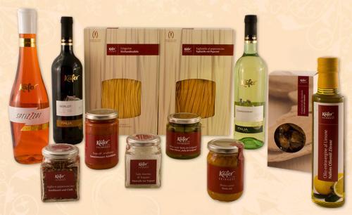 Feinkost Käfer - Neues großes Oster Gourmet Paket für EUR 34,50 [eBay]