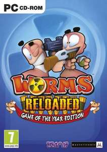 [Steam] Worms Reloaded: Game of the Year Edition