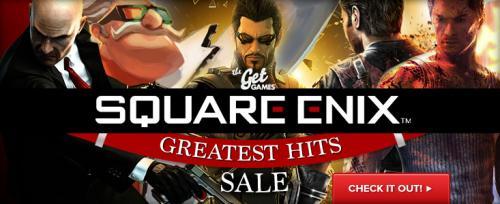 [Steam] GetGames Square Enix Sale mit Sleeping Dogs und Deus Ex: HR