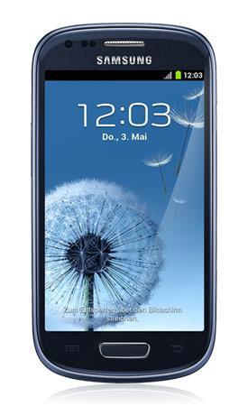 Samsung Galaxy S3 mini I8190 8GB mit SuperFlat Allnet Spezial SIM only Aktion. effektiv 14,99 Eur monatlich