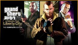 Grand Theft Auto IV: Complete Edition @ Steam