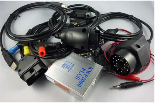 KWP2000 Plus ( wie Flashbooster ) Chiptuning ganz einfach über OBD oder über das Steuergerät