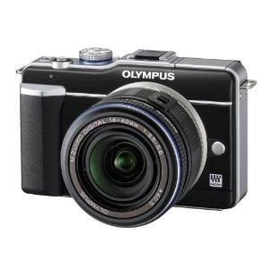 Olympus PEN E-PL1 mit 14-42mm Objektiv für 349€ - EVIL Kamera @Amazon