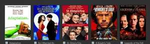 [US-Proxy] CinemaNow: 10 verschiedene US-Filme online auswählen und anschauen