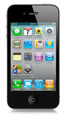 Apple iPhone 4 8GB +Vodafone Basic 100: mtl. 14,99 EUR 30 EUR ANZAHLUNG