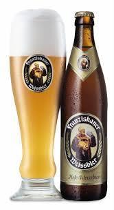 Kaufland (z.T. bundesweit): Franziskaner Hefe-Weissbier, naturtrüb, 20 Flaschen-Kiste + gratis Käsebrett nur 11 Euro
