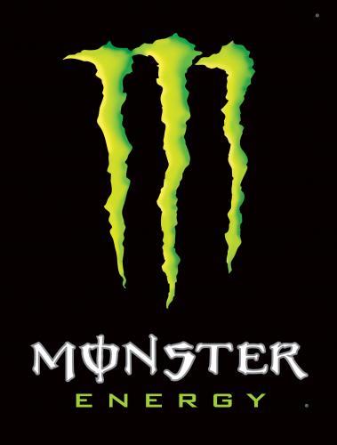 Österreich - Merkur: Monster Energy Drink (versch. Sorten) 0,99€