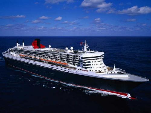 11 Tage mit der Queen Mary 2  Transatlantik von New York nach Hamburg inkluive FLUG!