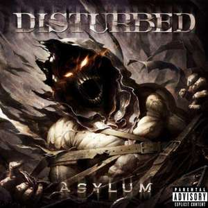 [Amazon-Osternest] Disturbed - Asylum (Deluxe) für 3,99 EUR
