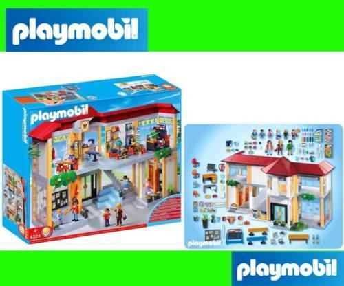 [online Galeria Kaufhof] PLAYMOBIL ® Große Schule mit Einrichtung 4324