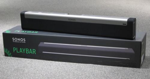 Sonos Playbar für 597,65 € inkl. Versandkosten
