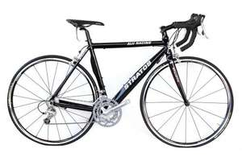 Stratos Ultegra Rennrad mit Carbongabel