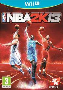 (UK) NBA 2K13 [Wii-U] für 15.33€ @ Zavvi