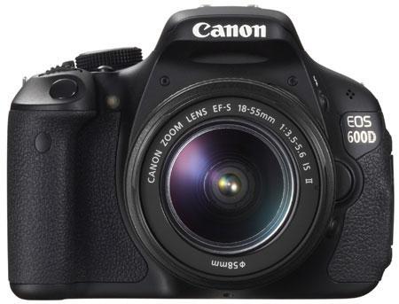 [MediaMarkt Österreich] Canon EOS 600D + 18-55mm Kit für nur 399 Euro!