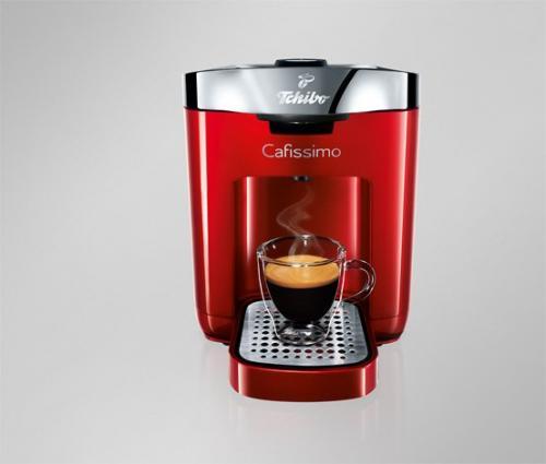 Tchibo Cafissimo Duo Kaffeekapselmaschine@amazon.de