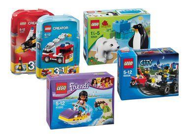 [LIDL] Lego Bausteinset je 4,99 Euro