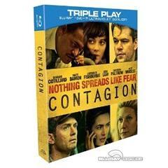 [Play.com] [BluRay] Contagion Triple Play