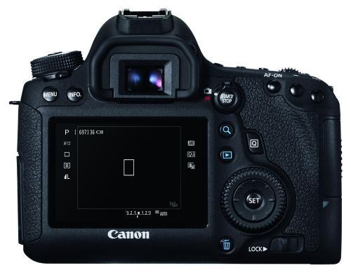 Canon EOS 6D (Body) für 1419,04  sonst 1700 euro