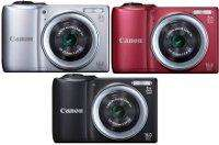 [Lokal Rostock] ab 27.5.: Canon Powershot A810 (16 MP, 5fach opt. Zoom) für 38 € statt idealo 65€