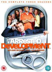 Arrested Development Season 1-3 aus UK [zavvi] für 22.45€