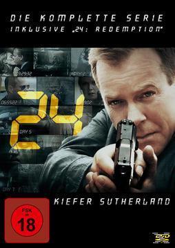 24 - Die komplette Serie & Redemption für 67,50€