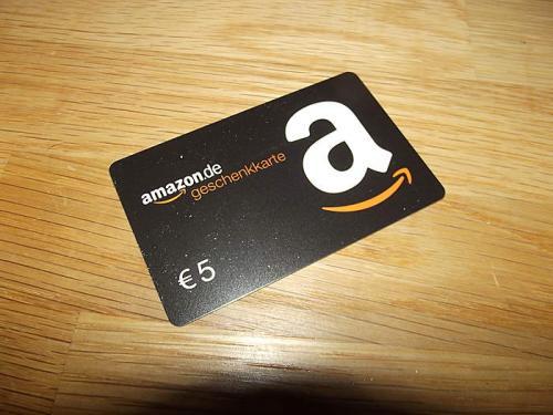 5 Euro Amazon Gutscheine kostenlos!