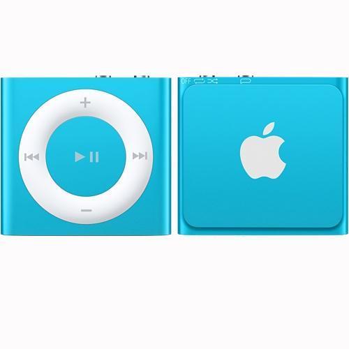 Apple iPod Shuffle 2 GB blau